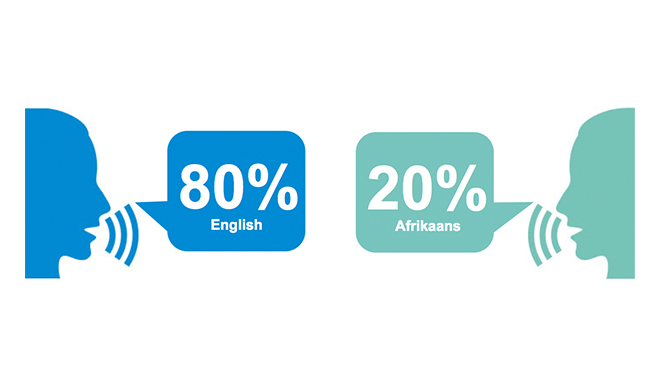 Sanlam EVP -  Language distribution