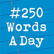 "Logo: Sanlam ""250 Words a Day"" campaign"